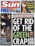 Sun Green Crap